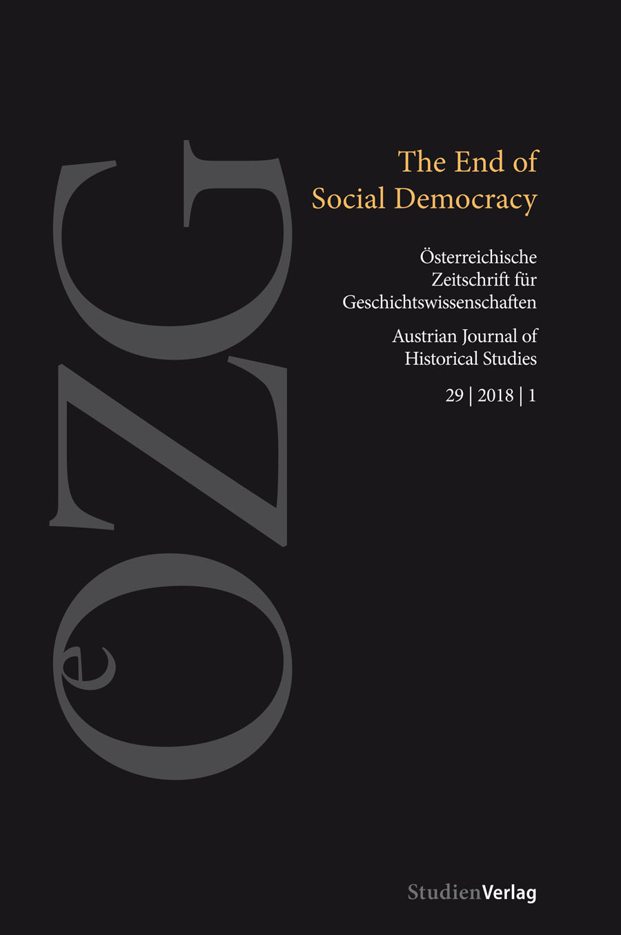 The End of Social Democracy