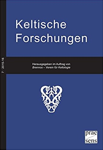 Ansehen Bd. 7 (2016): Keltische Forschungen